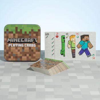 Minecraft jeu de cartes à jouer