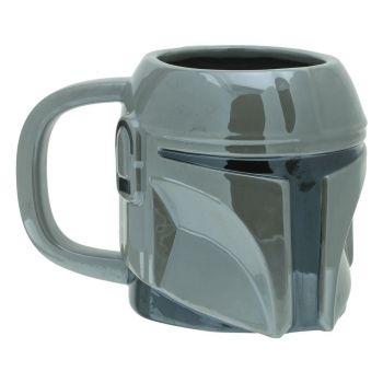Star Wars The Mandalorian mug Shaped The Mandalorian