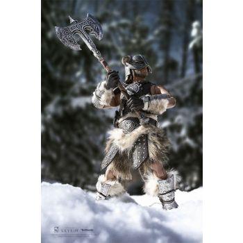 The Elder Scrolls V Skyrim figurine 1/6 Dragonborn Deluxe Edition 32 cm