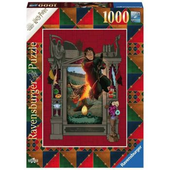 Harry Potter puzzle Triwizard Tournament (1000 pièces)