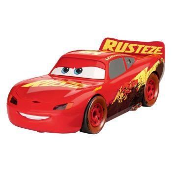 Cars pack maquette Junior Kit sonore et lumineuse 1/20 Muddy RRC Lightning McQueen