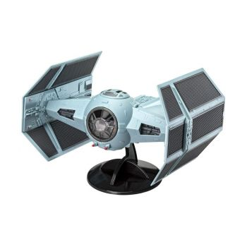 Star Wars maquette 1/57 Darth Vader's TIE Fighter 17 cm