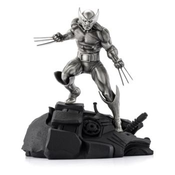 Marvel statuette Pewter Collectible Wolverine Victorious Limited Edition 24 cm