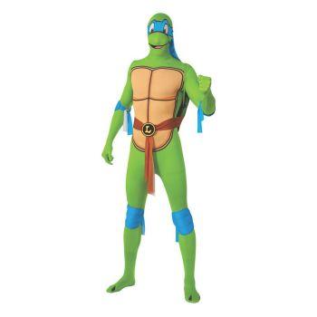 Teenage Mutant Ninja Turtles costume 2nd Skin Leonardo