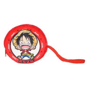 One Piece porte-monnaie Luffy