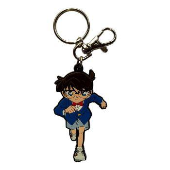Détective Conan porte-clés caoutchouc Conan 7 cm