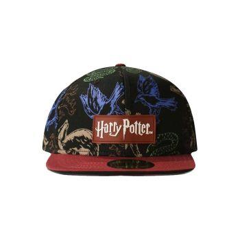 Harry Potter casquette Snapback Heraldic Animals