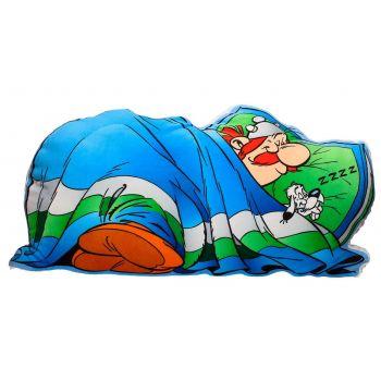 Asterix oreiller Sleeping Obelix 74 cm