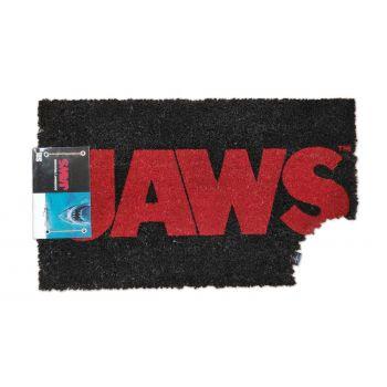 Les Dents de la mer paillasson Logo 43 x 72 cm