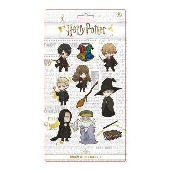 Harry Potter pack aimants Set C