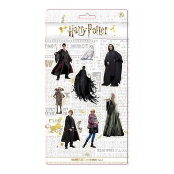 Harry Potter pack aimants Set A