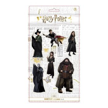 Harry Potter pack aimants Set B
