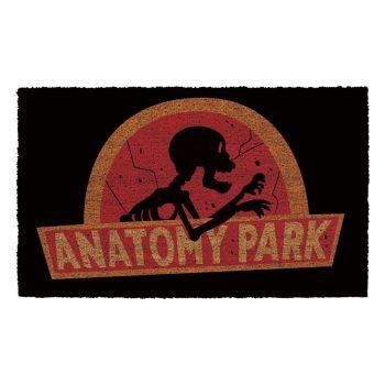 Rick & Morty paillasson Anatomy Park 40 x 60 cm