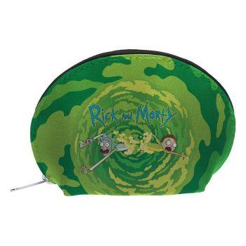 Rick & Morty porte-monnaie Logo