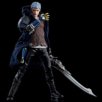 Devil May Cry 5 figurine 1/12 Nero 16 cm --- EMBALLAGE ENDOMMAGE