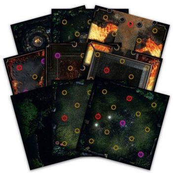Dark Souls extension jeu de plateau Darkroot Basind and Iron Keep