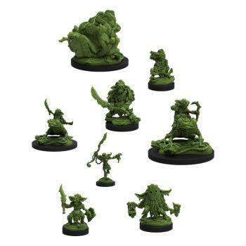 Epic Encounters RPG Set jeu de plateau Village of the Goblin Chief *ANGLAIS*