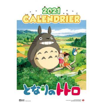 Mon Voisin Totoro calendrier 2021 *FRANÇAIS*