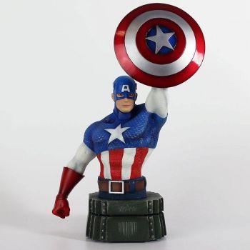Marvel buste Captain America 26 cm