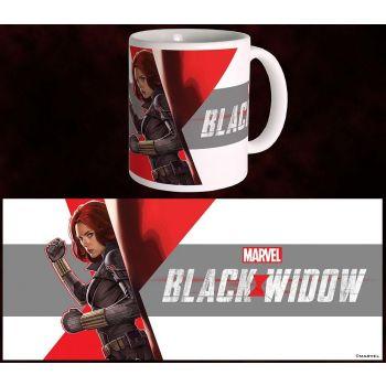 Black Widow Movie mug Side