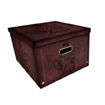 Harry Potter boîte de rangement Hogwarts Crest (5)