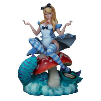 Fairytale Fantasies Collection statuette Alice in Wonderland 34 cm