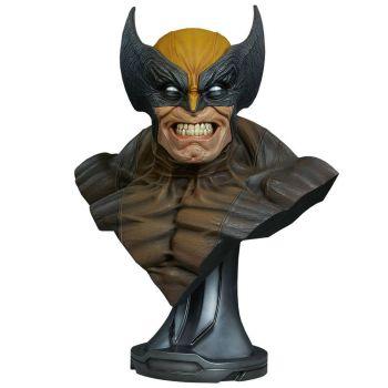 Marvel Comics buste 1/1 Wolverine 69 cm