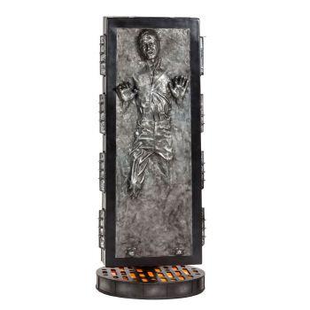 Star Wars statuette 1/1 Han Solo in Carbonite 231 cm