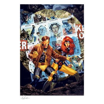 Marvel impression Art Print X-Men #7 46 x 61 cm - non encadrée
