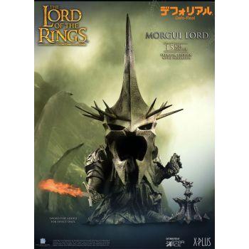 Le Seigneur des Anneaux: Le Retour du roi statuette Defo-Real Series Morgul Lord 15 cm