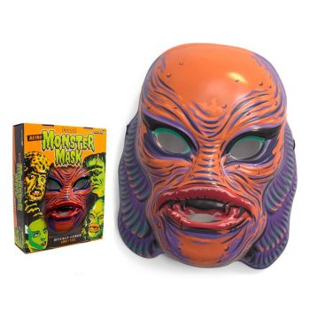 Universal Monsters masque Creature from the Black Lagoon (Orange)