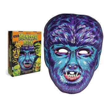 Universal Monsters masque Wolf Man (Blue)