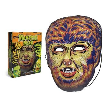 Universal Monsters masque Wolf Man (Yellow)