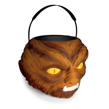 Universal Monsters seau de Halloween Wolf Man
