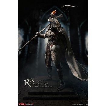 Ra the God of Sun figurine 1/6 Silver Edition 30 cm
