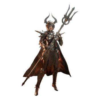 Knight of Fire figurine 1/6 Silver Edition 30 cm