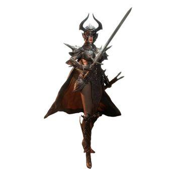 Knight of Fire figurine 1/6 Black Edition 30 cm