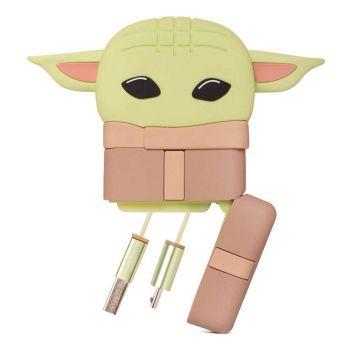 Star Wars The Mandalorian PowerSquad Câble de chargement 3in1 The Child