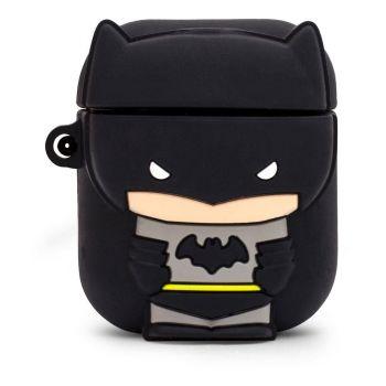 DC Comics étui pour boîtier AirPods PowerSquad Batman