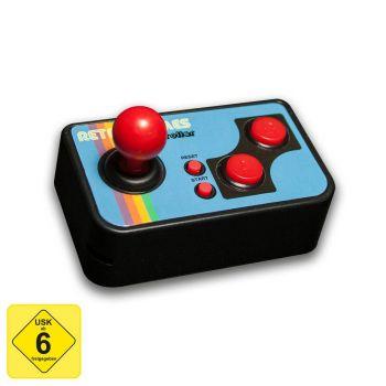 ORB Mini manette de jeu TV rétro --- EMBALLAGE ENDOMMAGE