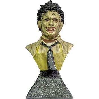 Massacre à la tronçonneuse buste mini Leatherface 15 cm