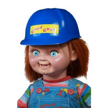 Chucky, la poupée de sang réplique 1/1 casque Good Guys
