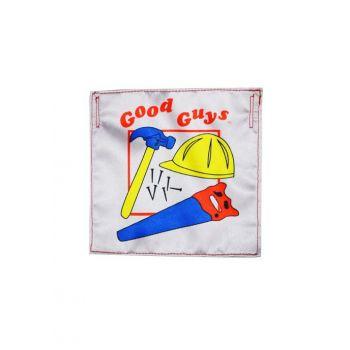 Chucky, la poupée de sang réplique 1/1 bavoir Good Guys