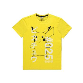 Pokémon T-Shirt Shocked Pika