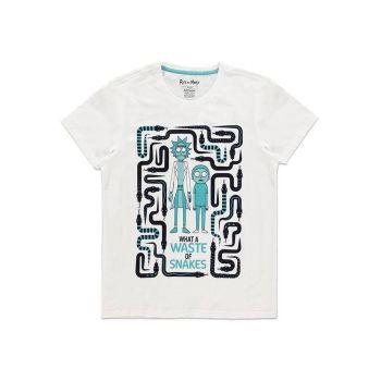Rick et Morty T-Shirt Waste of Snakes