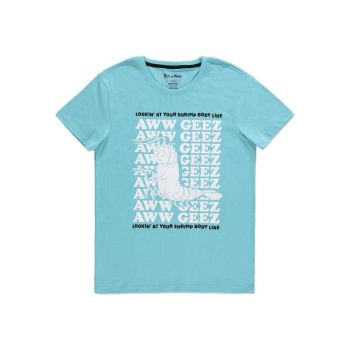 Rick et Morty T-Shirt Shrimp Rick