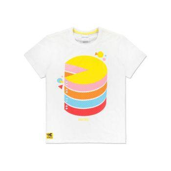 Pac-Man T-Shirt Pie Chart