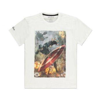 Avengers T-Shirt Captain America