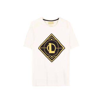 League of Legends T-Shirt Gold Logo