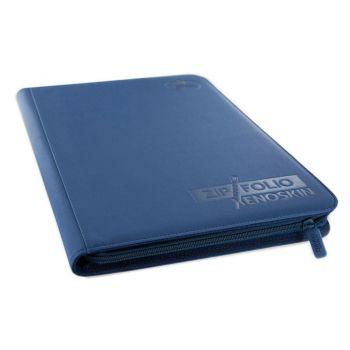 Ultimate Guard album portfolio A4 ZipFolio XenoSkin Bleu